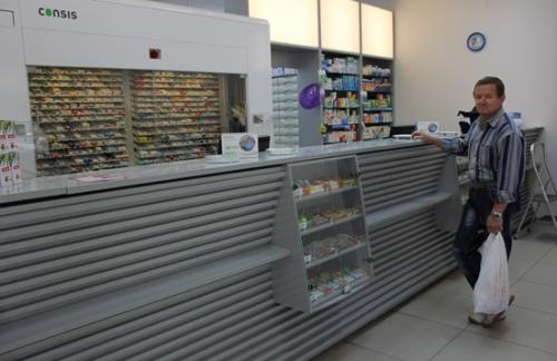 Региональные новости: В Хакасии «живет» и работает робот-фармацевт