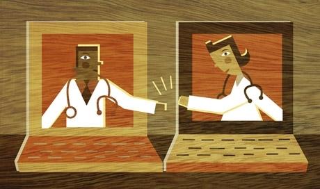 На что жалуетесь?: Как заработать на социальной сети для врачей
